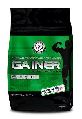 RPS Premium Mass Gainer (2270 гр.) - Ваниль