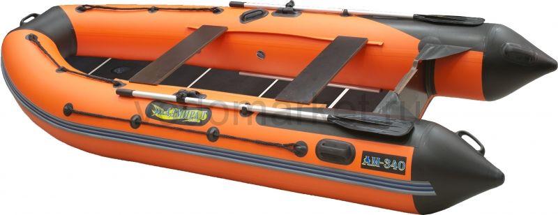 Адмирал 340 Sport Lite (Лодка ПВХ)