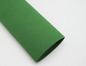 Фоамиран Иранский, толщина 1 мм, размер 60х70 см, цвет морской-зелёный (1 уп = 5 листов)