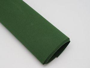 Фоамиран Иранский, толщина 1 мм, размер 60х70 см, цвет тёмно-зелёный (1 уп = 5 листов)