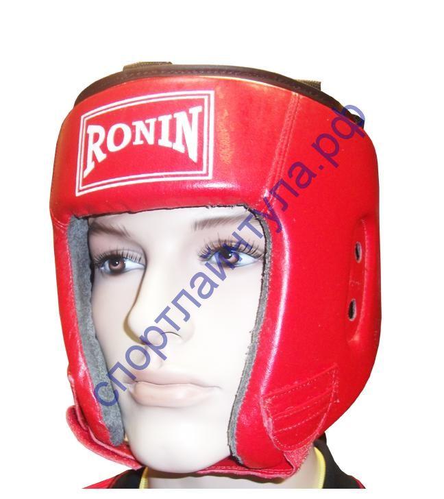 Шлем боксёрский боевой, RONIN F181A