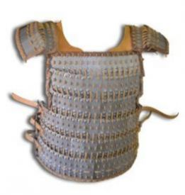 Доспех из Бирки. Скандинавия Х век.