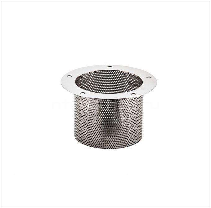 Корзина-экстрактор 100 мм для куба с горловиной 12 см (5 шпилек)