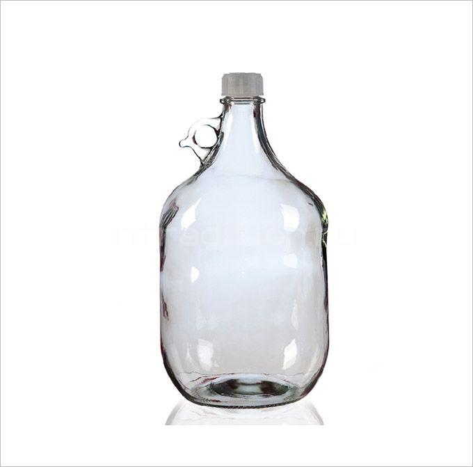 Бутыль винная 5 литров (Лоза, Сулия)