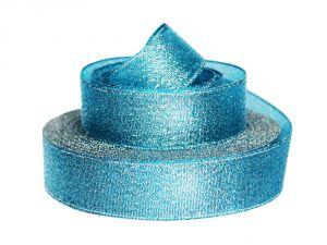 `Лента металлизированная(парча) 25 мм, цвет: 3350