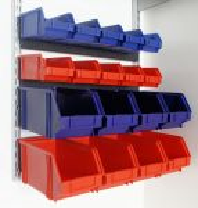 Кронштейн для подвески пластиковых контейнеров