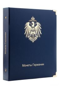 """Альбом """"КоллекционерЪ"""" для монет Германии с 1871 года A023"""