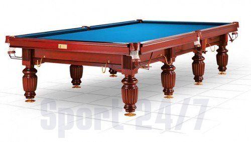 Бильярдный стол для снукера «Dynamic Millenium» 12 ф (махагон) 56.010.12.0 DBO