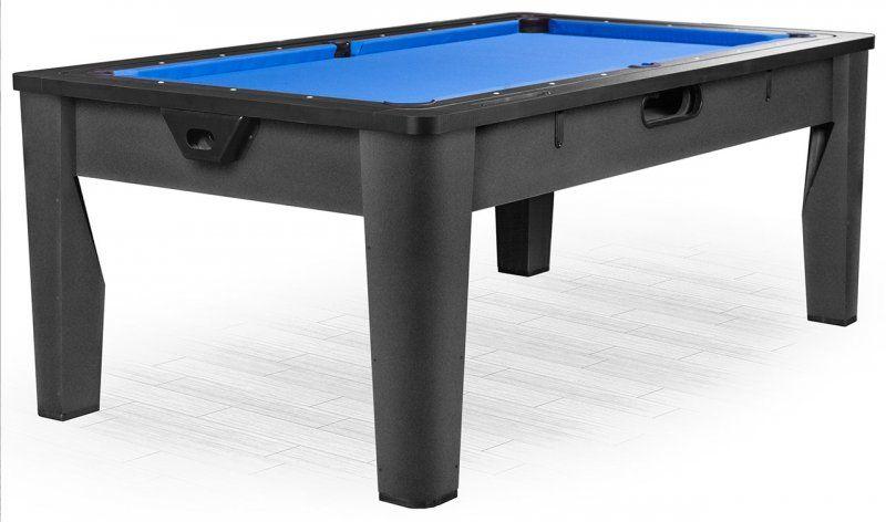 Игровой стол многофункциональный 6 в 1 «Tornado» (черный) 50.054.00.1 DBO