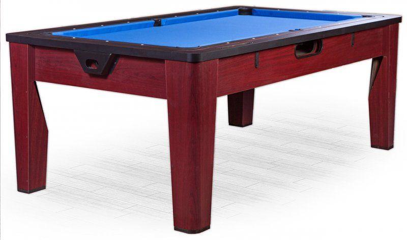 Игровой стол многофункциональный 6 в 1 «Tornado» (коричневый) 50.054.00.0 DBO