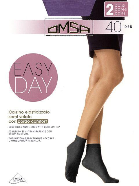 Носки Easy day 40 (2 п.) Omsa