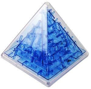 Головоломка Пирамида синяя
