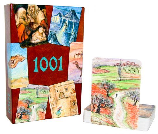 Метафорические карты 1001