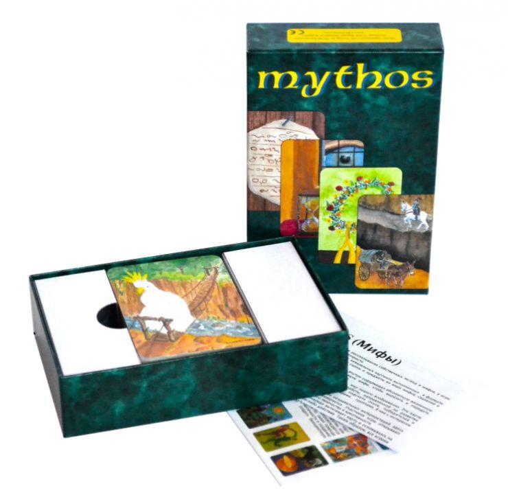 Метафорические карты Mythos(Мифос)
