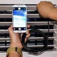 Micro USB Эндоскоп с подсветкой и набором крючков