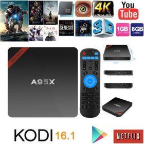 Приставка Smart Tv Media Player для телевизора NEXBOX A95X