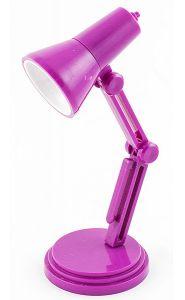 Светильник для чтения книг  Лампа фиолетовая
