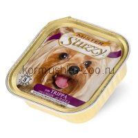 «Mister Stuzzy Dog» консервы для собак (с рубцом)