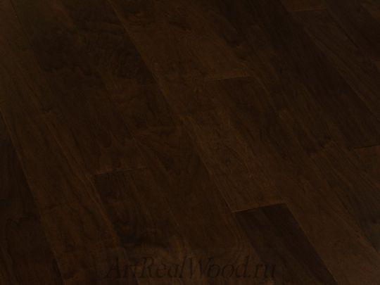 Паркетная доска Американский Орех Mokka 2 мм GALA