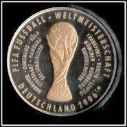 ГЕРМАНИЯ 2006 ЧМ ПО ФУТБОЛУ КУБОК FIFA СЕРЕБРЕНИЕ