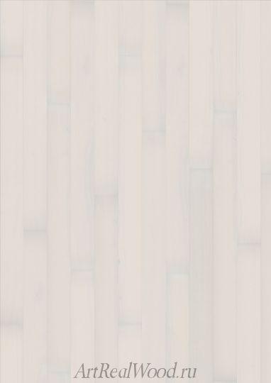 Паркетная доска Бук Белое сияние (Opaque) Kahrs