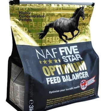 NAF Optimum Feed Balancer подкормка для пищеварения. 3,7 кг