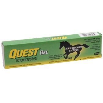 Quest gel (моксидектин), 1 шприц