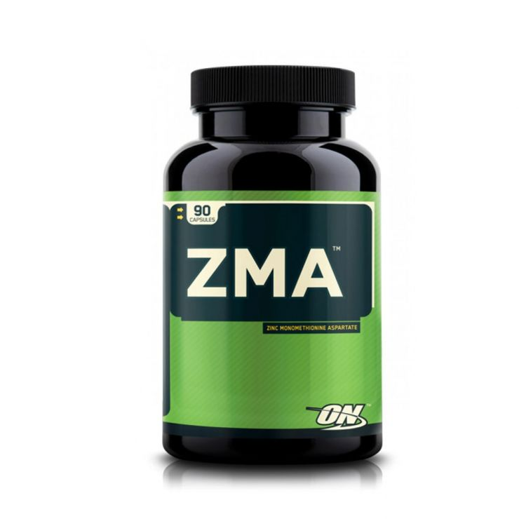 Optimum Nutrition ZMA в капсулах (caps)