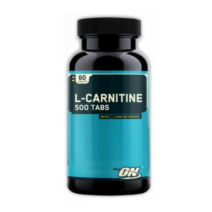 Optimum Nutrition L-Carnitine (L-Карнитин) 500 mg 60 tabs