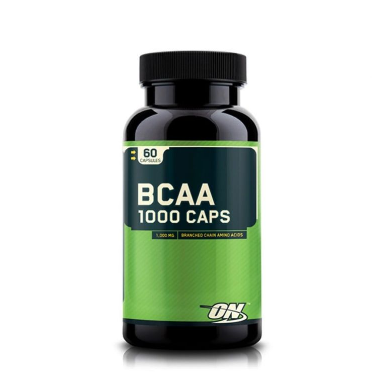 Optimum Nutrition BCAA 1000 капсулы (caps)