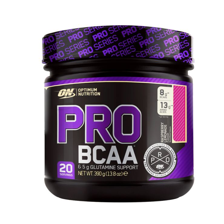 Optimum Nutrition PRO BCAA 20 порций (serv)