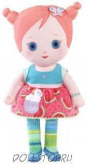 Zapf Creation Mooshka Karia 940310-0214  - Кукла Мушка  24.5 см