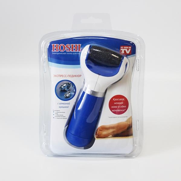 Электрическая роликовая пилка для педикюра HOSHI