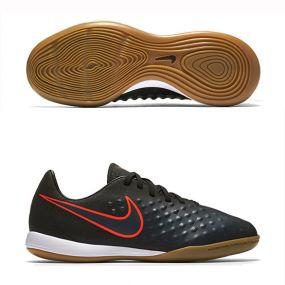 Детские футзалки Nike Magista Opus II IC чёрные