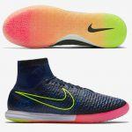 Футзалки Nike MagistaX Proximo IC тёмно-синие