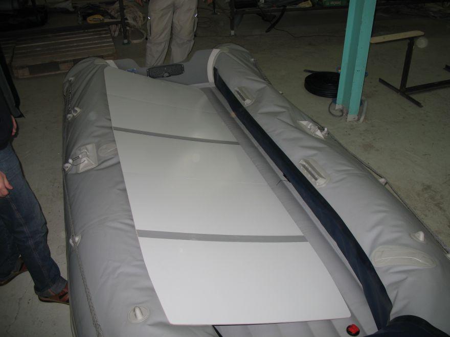 Пайолы на лодок «ФЛАГМАН»