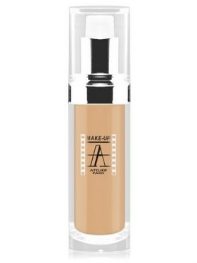 Make-Up Atelier Paris Fluid Foundation Gilded FLW2Y Yellow clear