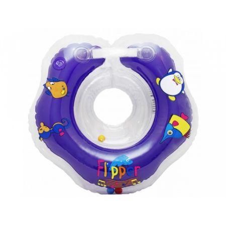 """Flipper Swan Lake Мusic - круг на шею для купания малышей """"Лебединое озеро"""""""