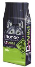 Monge Bwild Dog Boar корм для взрослых собак всех пород с мясом дикого кабана 7,5 кг