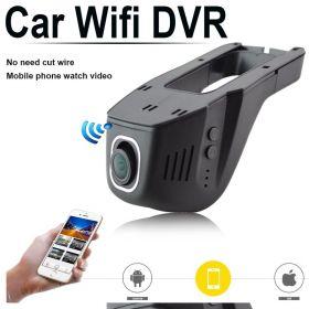Видеорегистратор под автомобильное зеркало с WI-Fi