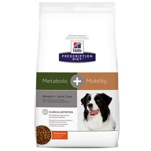 Корм сухой HILL's DIET METABOLIC MOBILITY диета для собак мелких пород для контроля веса и при заболеваниях суставов 12кг