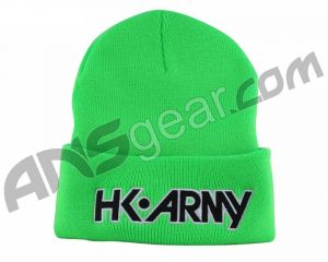 Шапка HK Army Beanie - Lime
