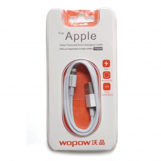 Шнур iPhone 5 - USB Wopow