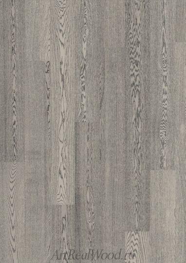 Паркетная доска Дуб Concrete Grey I Karelia