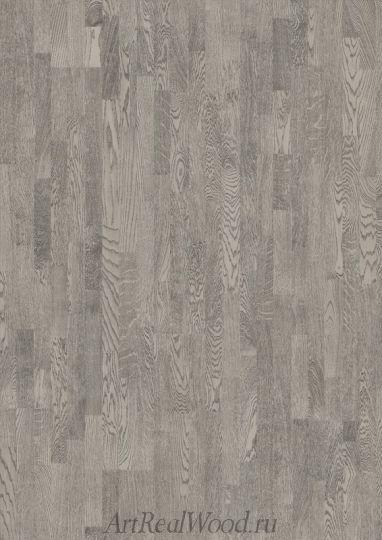 Паркетная доска Дуб Concrete Grey III Karelia