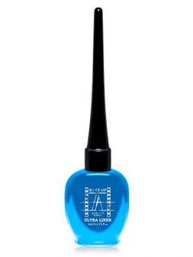 Make-Up Atelier Paris Liquid Eyeliner ELBLTW Bleu turquoise