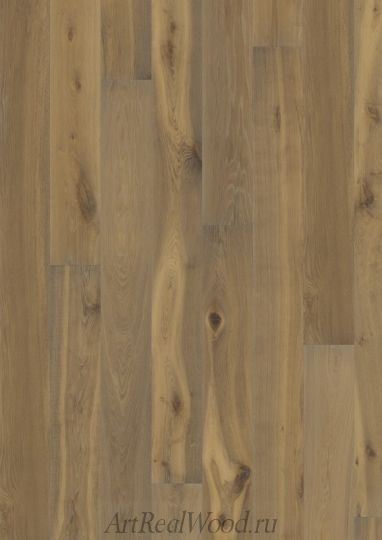 Паркетная доска Дуб Story Smoked Sandstone 15мм Karelia