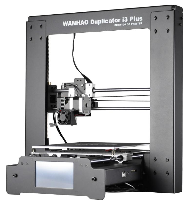 3D-принтер Б/У Wanhao Duplicator i3 Plus