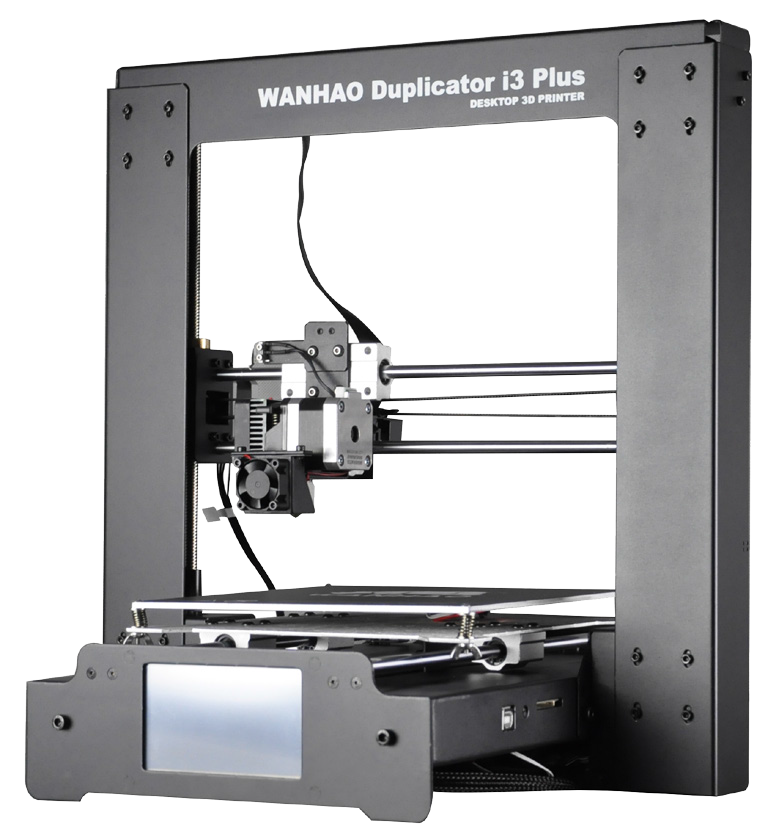 3D-принтер Б/У Wanhao Duplicator i3 Plus
