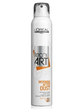 L'Oreal Tecni Art Morning after dust Сухой шампунь